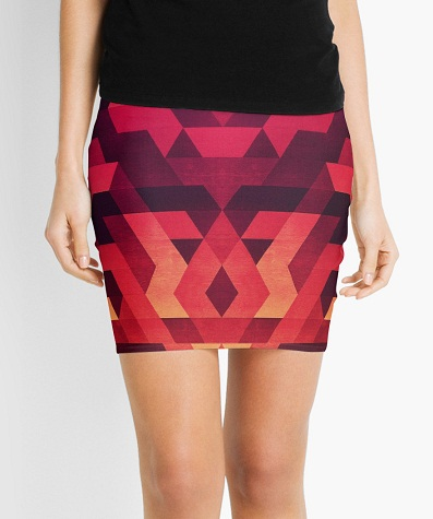 9 Red Skirts Designs That Will Make You Stylish
