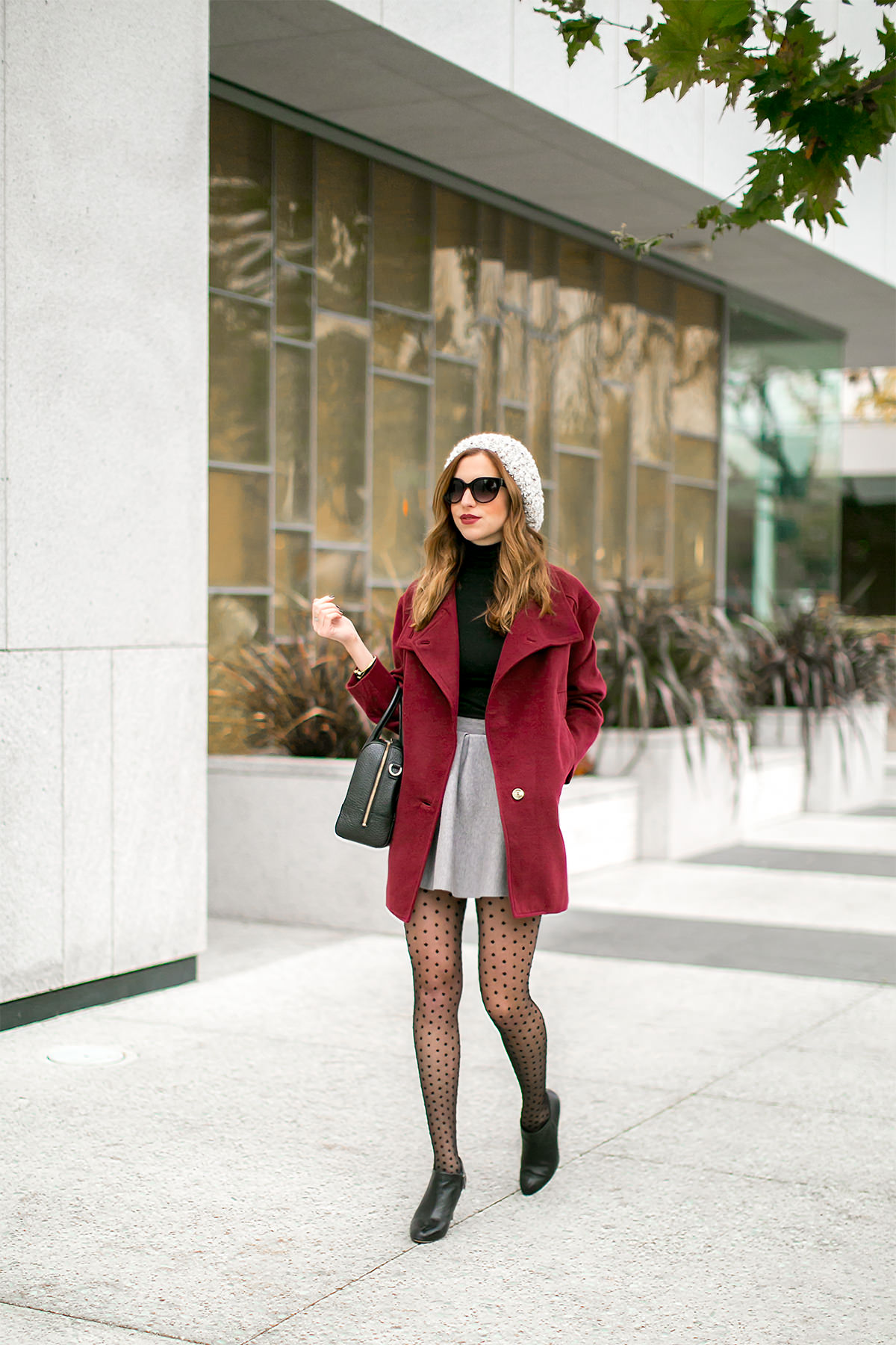 Patterned Tights And Leggings Stylish Combo For Winter