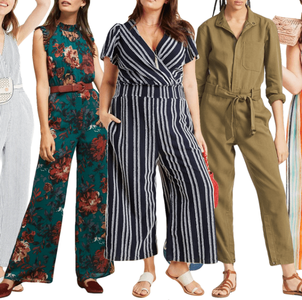 How to Wear a Jumpsuit 4 Best Ways