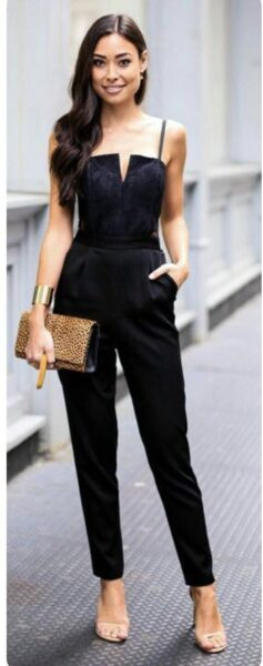 How to Wear a Jumpsuit | 4 Best Ways