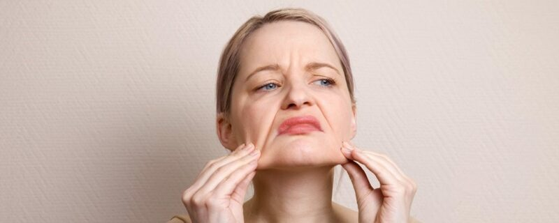 How to prevent and get rid of Stress Wrinkles on your face