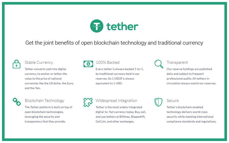 tether benefits