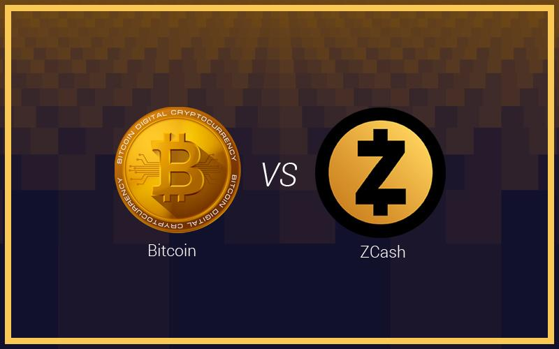 zcash vs bitcoin