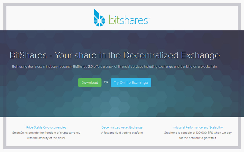 BitShares crypto review