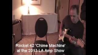 Electroplex Rocket 42 'Chime Machine' – Soundbite 2