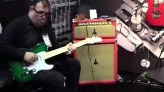 Electroplex Amplifiers 2011 NAMM – Soundbite 02