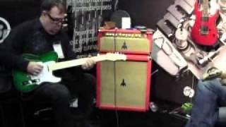 Electroplex Amplifiers 2011 NAMM – Soundbite 03