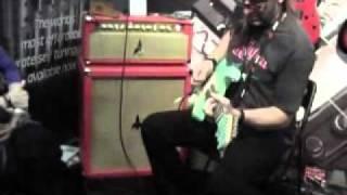 Electroplex Amplifiers 2011 NAMM – Soundbite 05