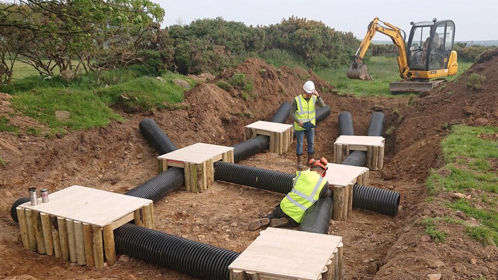 Sett construction