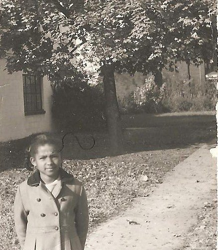 me at age 6