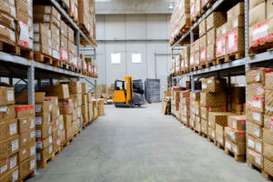 clean warehouse, preventing an explosive environment