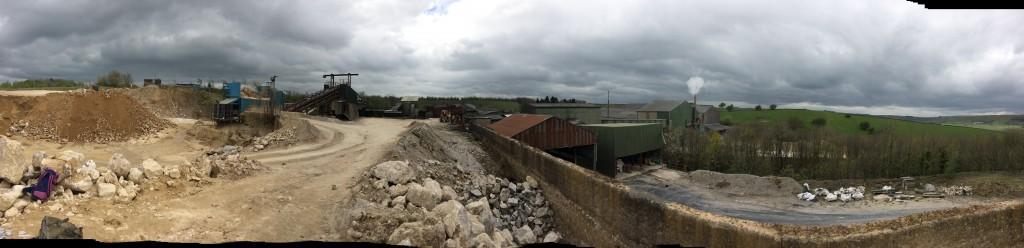 Cavendish Mill, Derbyshire.