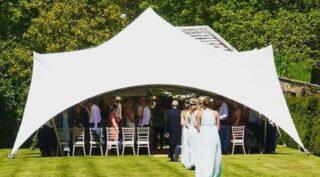 Capri Wedding Tent Oxford Tent Company