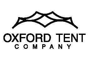 Oxford Tent Company Logo Black small Oxford Tent Company