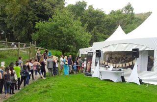 Oxford Tent Company Marquee Hire Hampshire Oxford Tent Company