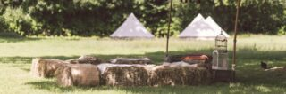 Oxford Tent Company bell tent hire Oxford Tent Company