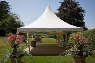 chinese hats birthday party oxford tent company marquee Oxford Tent Company