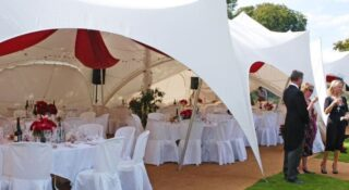corporate event oxford Oxford Tent Company
