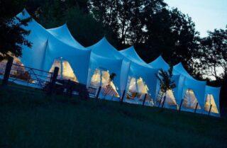 oxford tent company anniversary marquee hire gallery Oxford Tent Company