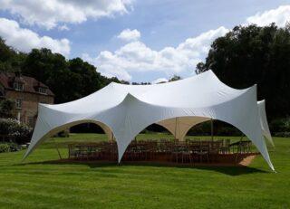 oxford tent company capri marquee Oxford Tent Company