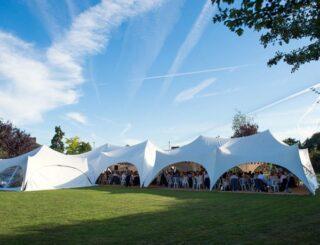 oxford tent company capri marquee hire Oxford Tent Company