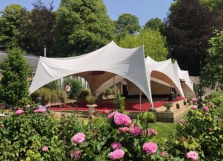 oxford tent company outdoor marquee garden Oxford Tent Company