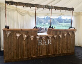 Marquee Bar for hire oxford Oxford Tent Company