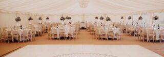 Marquee furniture Hire Oxford Oxford Tent Company
