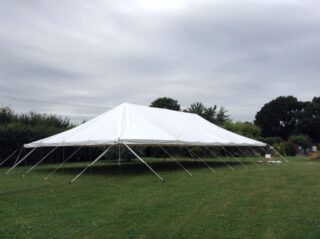 large outdoor marquee hire oxford Oxford Tent Company