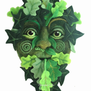 Cancelled Go Deer Events: Felt the Green Man
