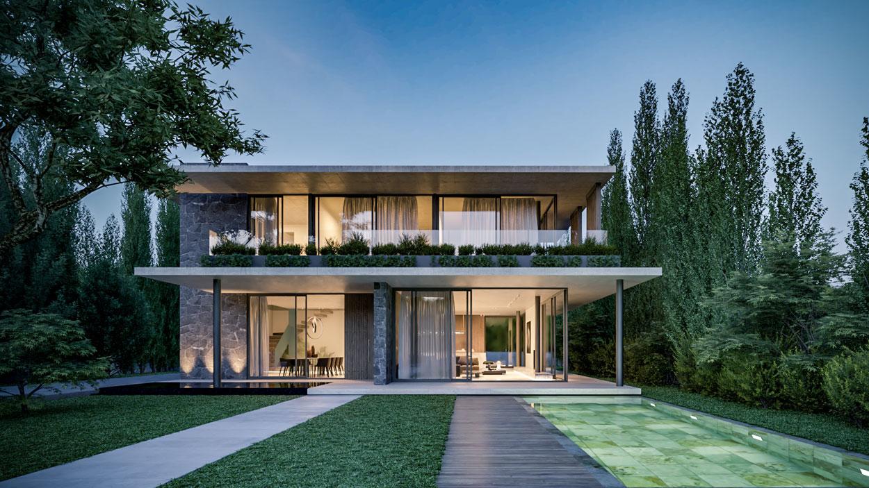 Casa Luminosa Feature
