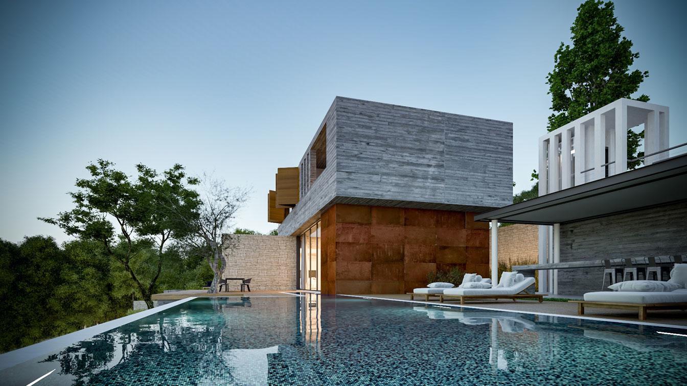 Casa Myrtus Feature