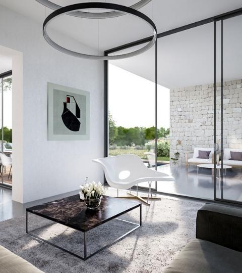 Contact luxury interior