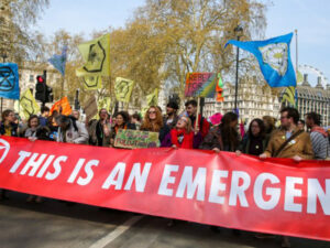 <span style='color:#00000;font-size:36px;'>How to Create a Movement to Deal With the Climate Emergency</span><h3> A movement must have the right demands to be effective </h3>
