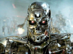 <span style='color:#00000;font-size:36px;'>Why Do We Fear AI?</span><h3> Because sentient AI could destroy humankind </h3>