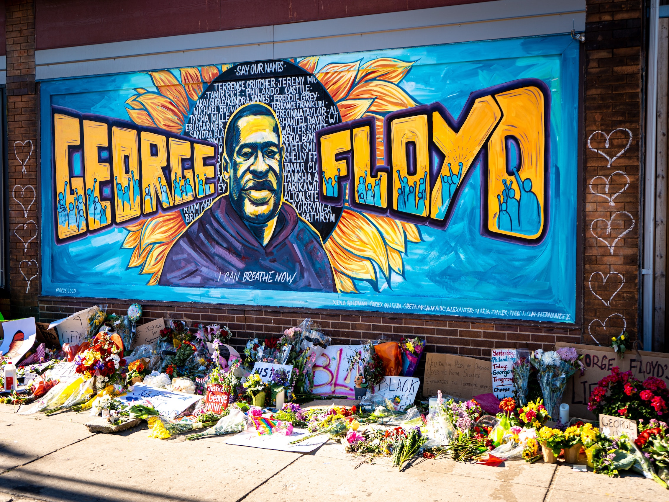 <span style='color:#00000;font-size:36px;'>Could George Floyd's Death Change the Face ofAmerica?</span><h3> George Floyd's death is an earthquake that's unleashed a tsunami </h3>