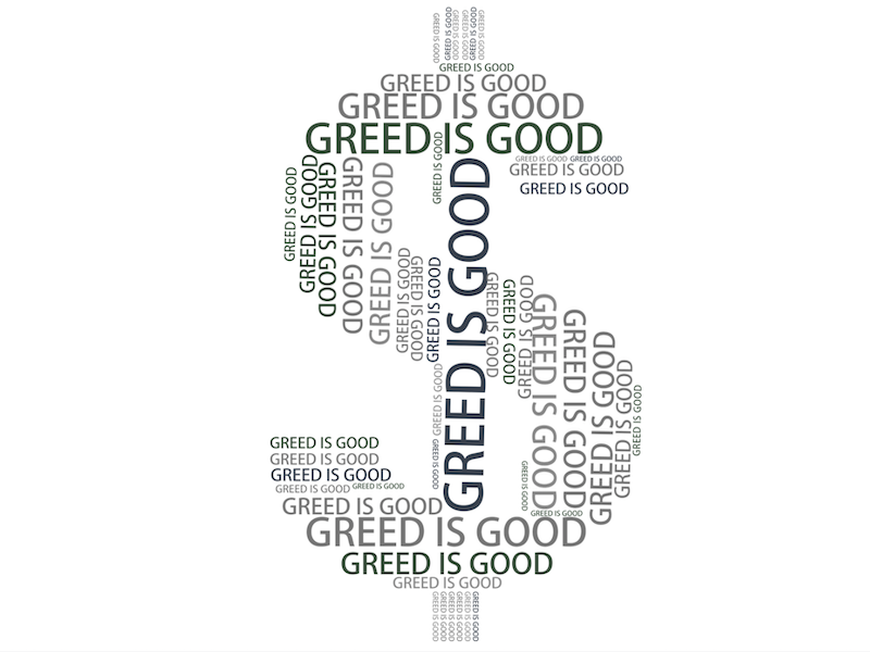 Is Greed Important For Success in Life?