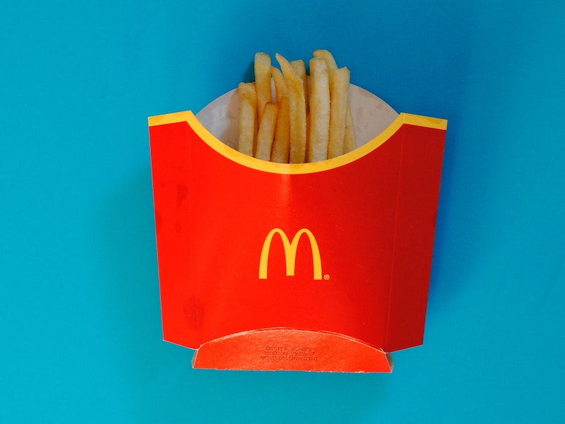 McDonald's Offers an Unexpected Solution for WorldPeace