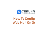 How To Configure Webmail in Outlook 2007