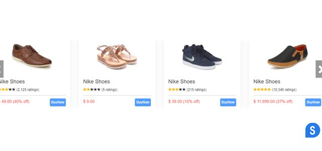 How To Create Bootstrap Responsive Product Slider