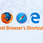 Internet Browsers Shortcut Keys
