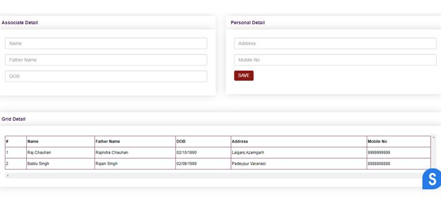 bootstrap responsive registration form template free download