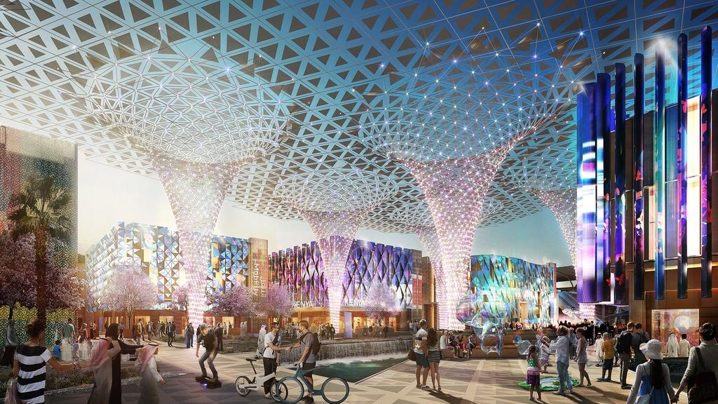 Dubai Expo 2020 Dates