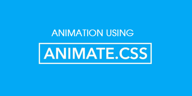 How to create animated logo using css