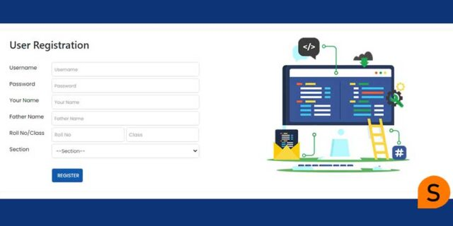 Bootstrap Responsive user Registration form layout