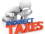 Indirect-taxation