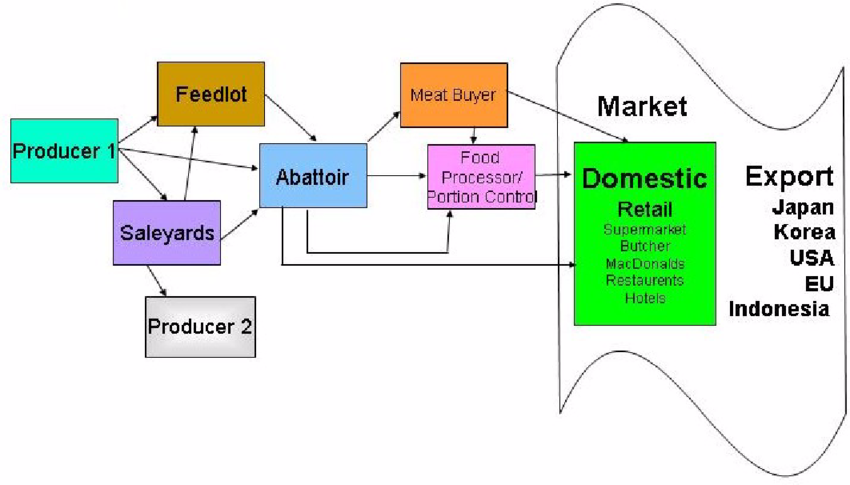 Lean Canvas (Value Proposition) Model for an Ireland based Organization for Red Meat Supply Chain