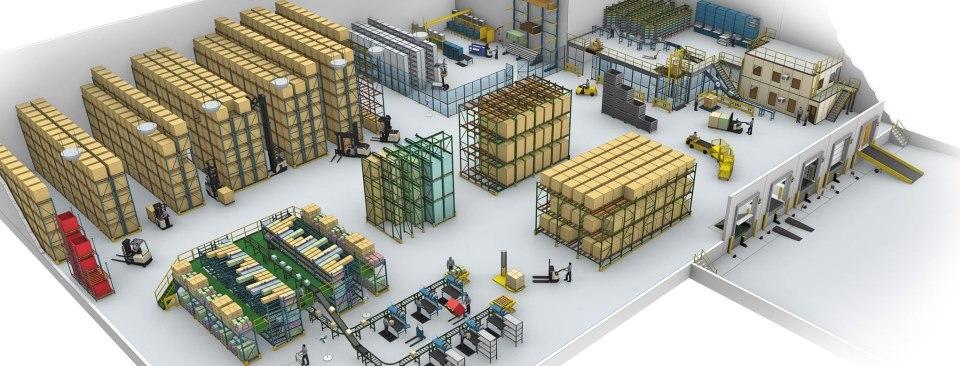 'Warehouse Design' & 'Warehouse Start-Up'