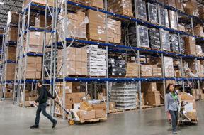 warehouse-optimization-process