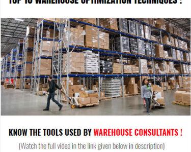 Top 10 Warehouse Optimization Techniques